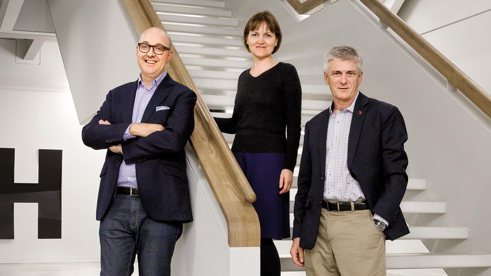 Markus Gut wird CEO und Partner