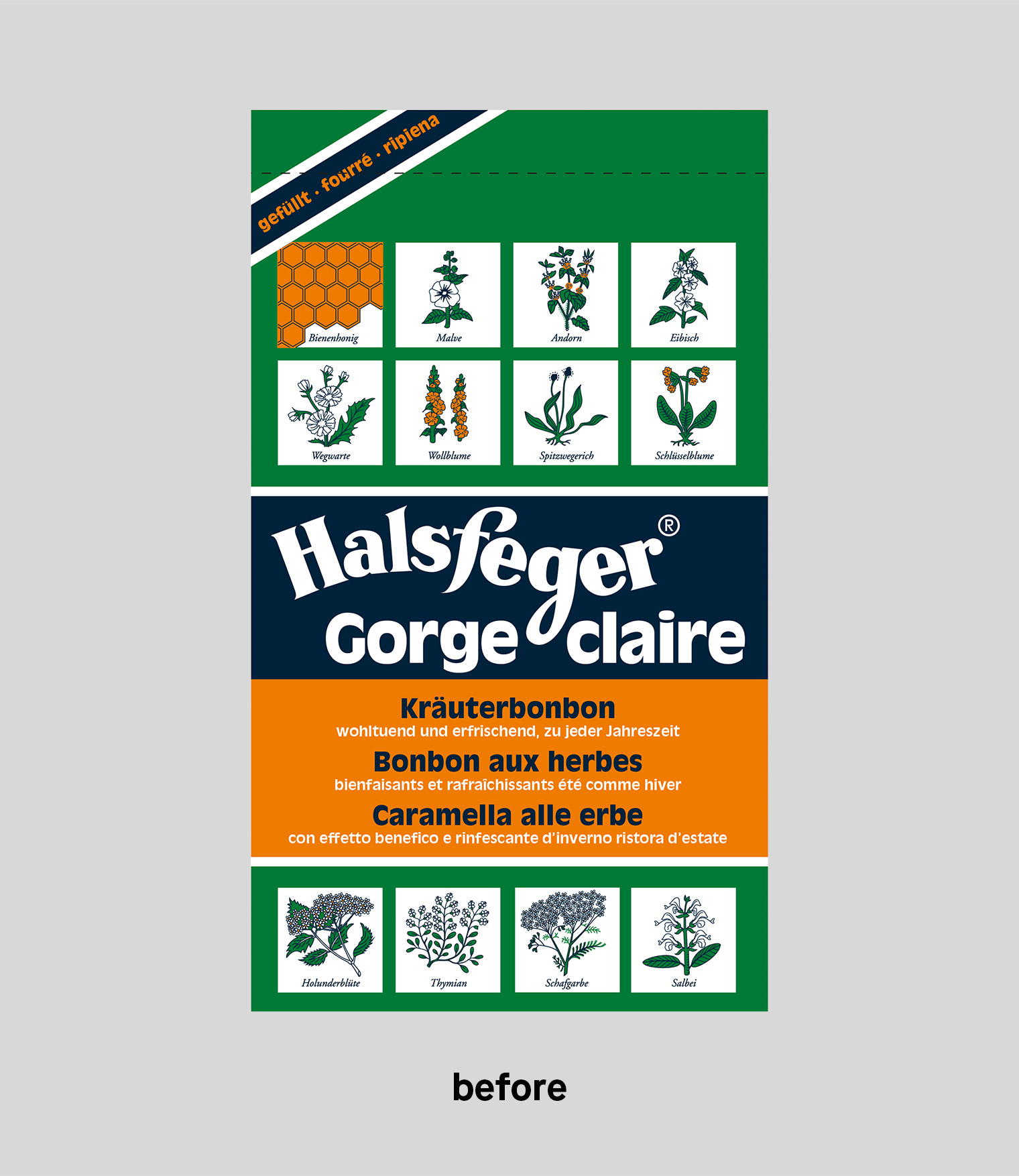 Halsfeger » Process Group – Classic candy brand back in bloom