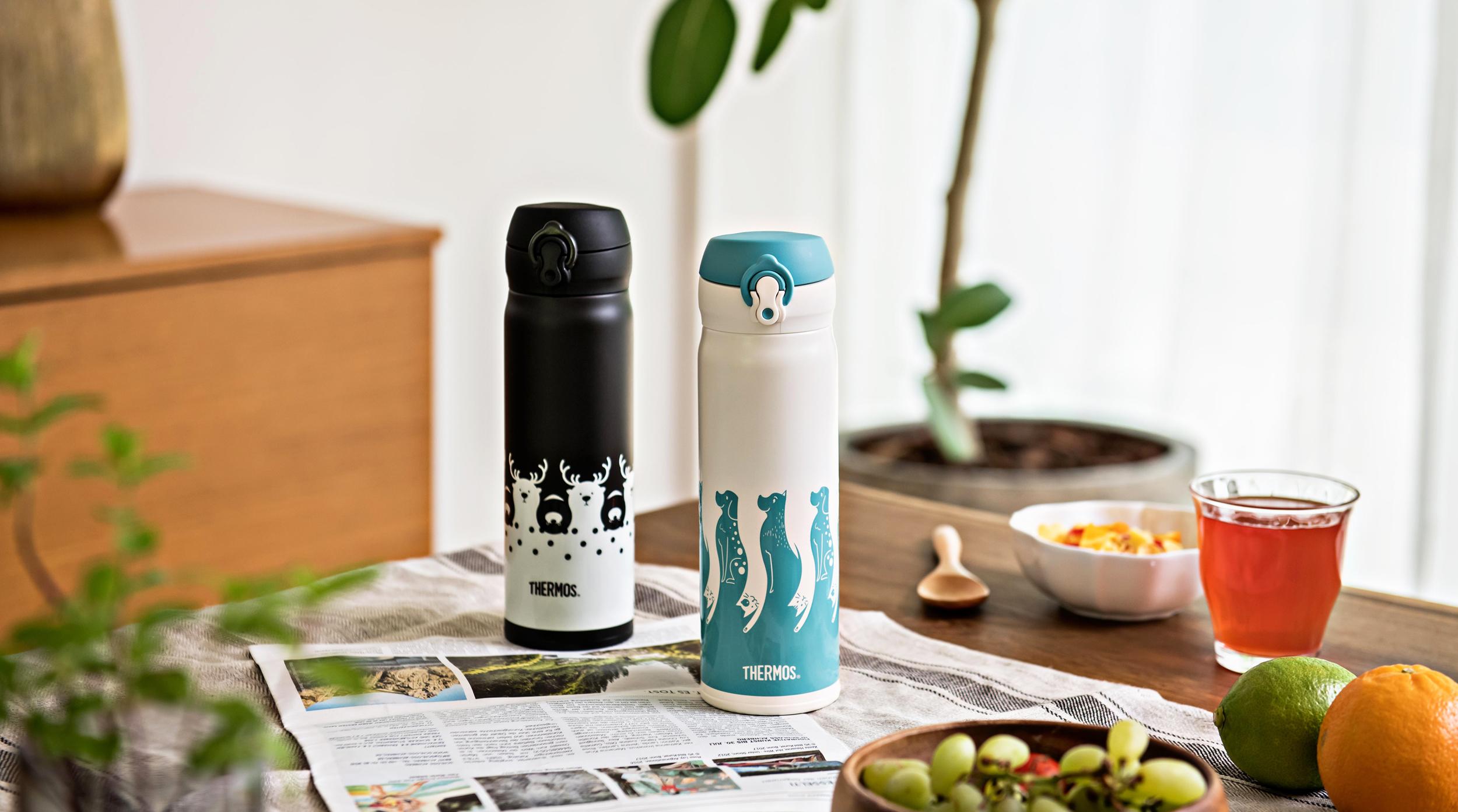 THERMOS 瓶身设计